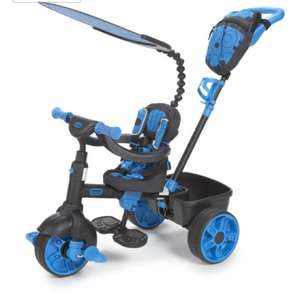 Little tike 4 in 1 deluxe edition trike in neon blue @ amazon for £44.99