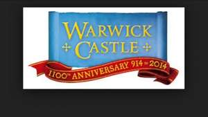 Free parking(1 day only)- St Nicholas Car Park next to WARWICK CASTLE