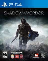 Middle Earth Shadow Of Mordor PS4/Xbone £28 @ Tesco Online