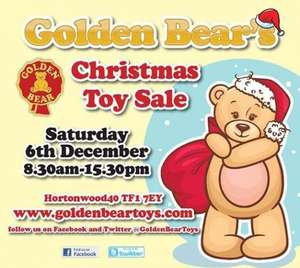 Golden Bear Telford - Factory Sale