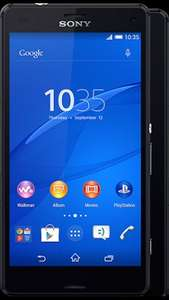 "Sony Xperia Z3 Compact SIM Free ""Refurbished"" (14 day customer returns) £299.99 @ Mobile Phones Direct"
