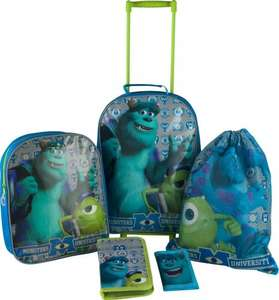 Monsters Inc University Boys 5 Piece Bag Set £11.99 @ Argos/Ebay