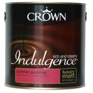 BOGOF Crown paint @ Homebase + 20% OFF (FROM £8.0 a tin) £16
