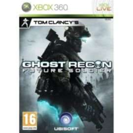 Ghost Recon - Future Soldier (Xbox 360) £5 @ Tesco Direct