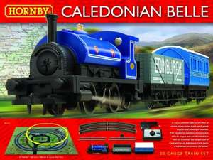 Upto 50% off Hornby Train Sets and Accessories @ Amazon Deal of the Day!