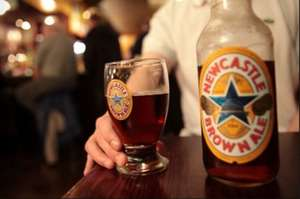 Newcastle Brown Ale £1.25 @ Lidl