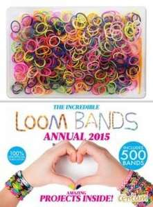 The Incredible Loom Bands Annual 2015 60% off £3.19 @ WHSMITH