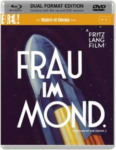 Frau Im Mond [Woman In The Moon] - Masters of Cinema - Blu-ray - £6.68 @ Amazon - Free Delivery with Prime/£10 spend