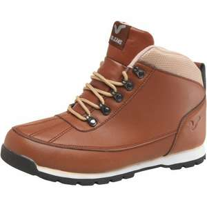 Voi Jeans Mens Delta Boots Tan £14.99 plus £3.99 p&p @ M&M direct