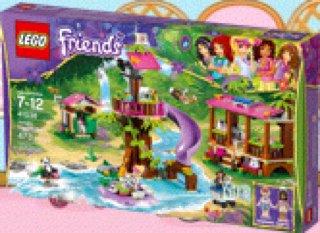 Lego Friends Jungle Rescue Base Toys r Us £29.99