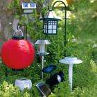 Solar Lights (waterproof plastic - INSTORE)