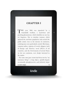 Kindle Voyage Wifi £149 using code TDX-PKJK with free delivery @ Tesco