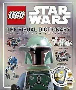 LEGO® Star Wars Visual Dictionary  Hardcover  (with Mini-Fig) £7 @ Amazon  (free delivery £10 spend/prime)