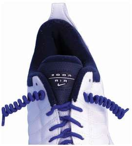 White Curled Elasticated Shoelaces / Dressing Aid / Personal Aid £1.50 @ RDK Mobility & Fulfilled by Amazon