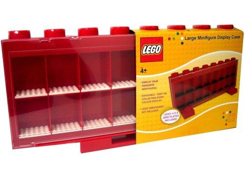 Lego Mini Figure Display Case (Red) £14.82 @ Amazon