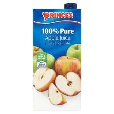 Princes Juice 1L better than half price 69p usually £1.59 at Tesco