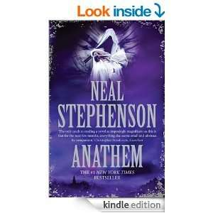 Anathem - Neal Stephenson - Kindle ebook 85p @ Amazon