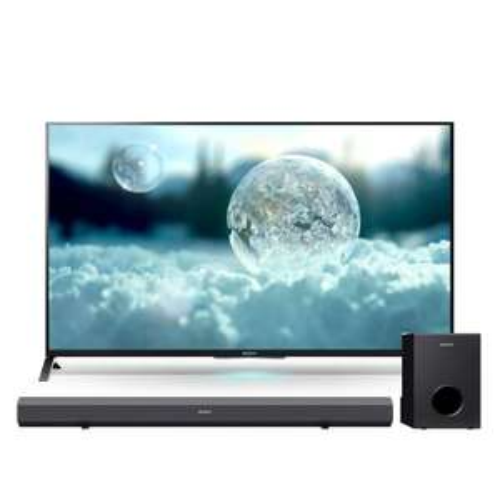 Sony KD55X8505 55 Inch 4K Ultra HD 3D LED TV and FREE HT-CT60BT SOUNDBAR (KD55X8505BBU) - £1349.98 @ Appliances Direct