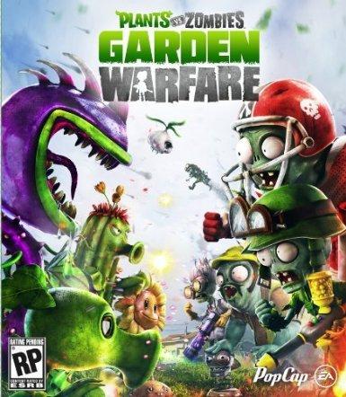 Plants vs Zombies garden warfare £9.56 PC @ Amazon US