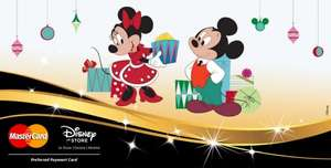 20% off for MASTERCARD holders only at Disney Store 352 Oxford Street,London 6-9pm on 15/12/14 - MasterCard holders only exclusive event ..