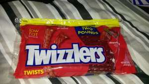 twizzlers strawberry twists 2lbs (907g) £2.99 B&M