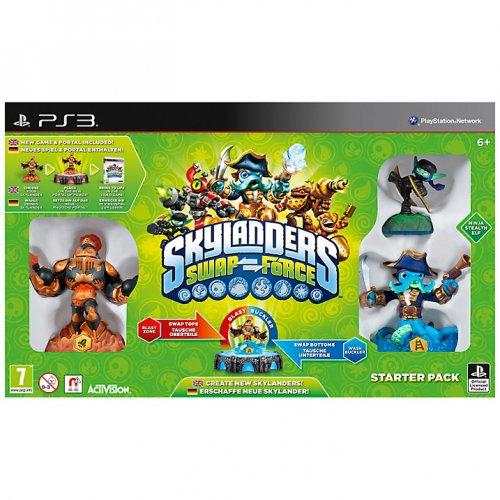 Skylanders Swapforce Starter Pack PS3 £19.95 @ John Lewis