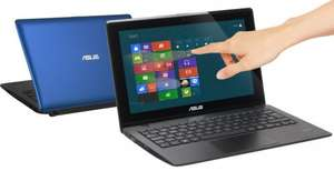 "Asus X2000MA 11.6"" Touchscreen laptop £199 at Ebuyer - with free laptop bag, 8GB usb stick and mouse"