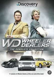 Wheeler Dealers: The Complete Collection DVD £35.99 inc free delivery at ZAVVI