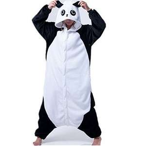 Panda Onesie small adult £4.53 Free deliver on £10 spend, amazon add on item