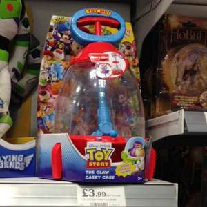 Toy story the claw machine £3.99 @ home bargains