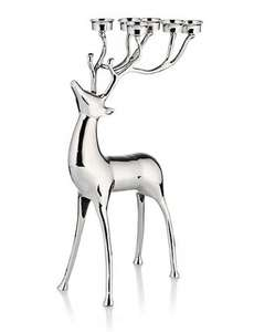 Tall Standing Reindeer Candle holder £129 at M&S