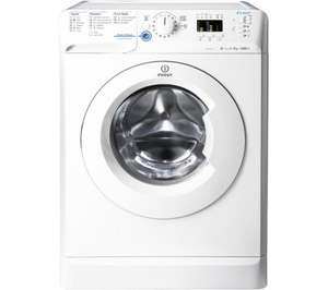 INDESIT 7kg 1400rpm Washing machine £189 Currys