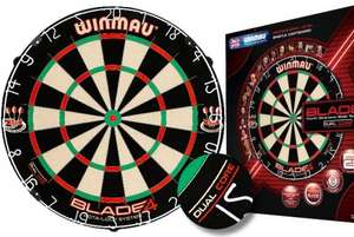 Winmau Blade 4 Dual Core Dartboard £28.39 @ Argos