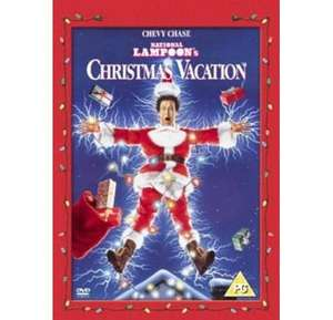 National lampoons Christmas vacation DVD £3 Tesco free del/click collect