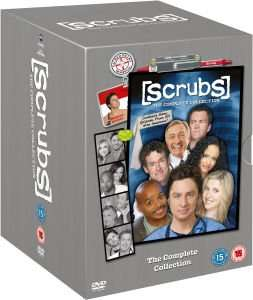 Scrubs - Complete Season 1-9 [31DVD] = £28.99 delivered @ TheHut