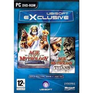 Age of Empires Collector's Edition £2.95. Age of Mythology Gold Edition (PC) @ Thegamecollection. £4.99 includes free delivery.