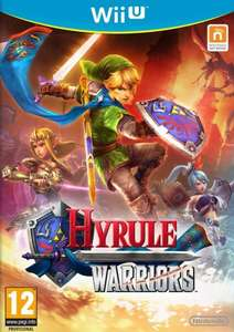 Hyrule Warriors Wii U £26.95 @ The Game Collection