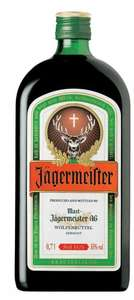 Jagermeister 700ml £12.50 at Sainsburys