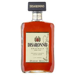 Disaronno Amaretto 50cl £11 at Sainsburys