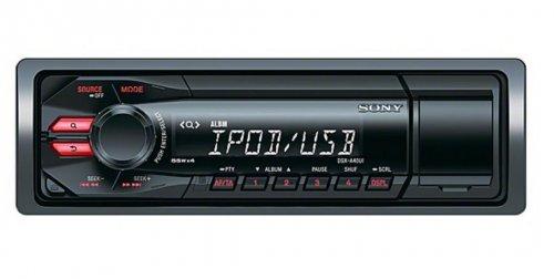 Sony DSX-A40UI car stereo £40 @ Halfords
