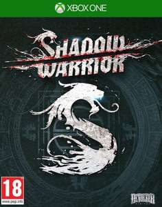 Shadow Warrior (Xbox One) for £24.95 @ The Game Collection