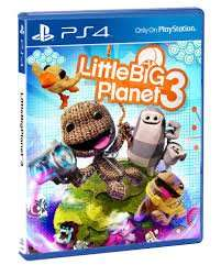 Little Big Planet 3 for PS4 £39.95, or £31.90 with choice of pre-owned Blu-ray title - use voucher GIFT40 via Rakuten / thegamecollection