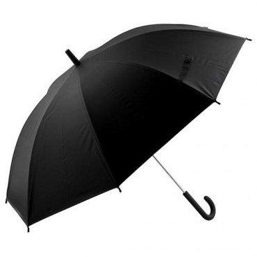 Looks like Rain Dear! Large Black Umbrella! £1 in Poundland.