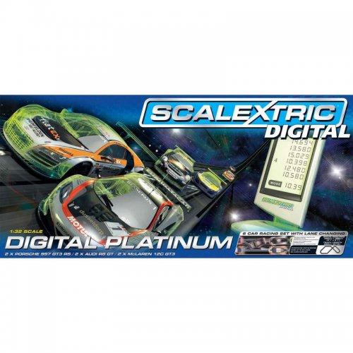 Scalextric Digital Platinum Set (C1330) £314.99 delivered with code at Hawkins Bazaar