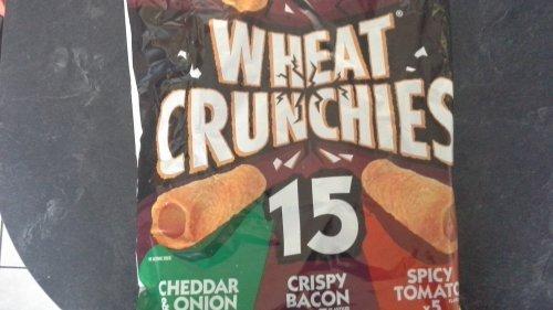 wheat crunchies 15pk @ Farmfoods £1