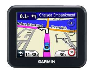 "Garmin nuvi 30 3.5"" Sat Nav with UK and Western Europe Maps £49 @ Amazon Lightning Deal"