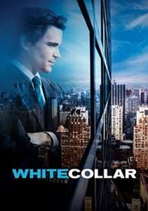 White collar seasons 1 - 5 £8.99 each (Download) @ blinkbox