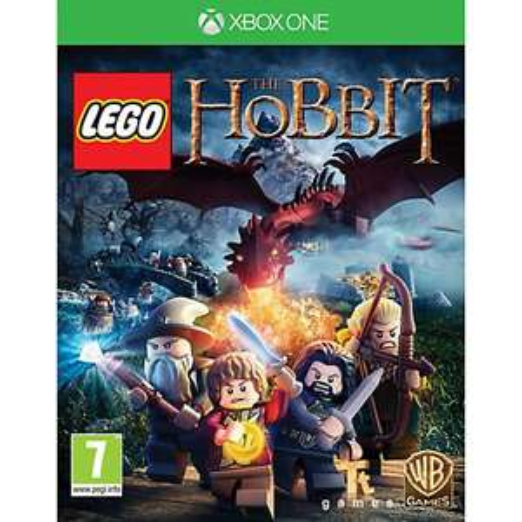 LEGO HOBBIT XBOX ONE  £20 TESCO INSTORE