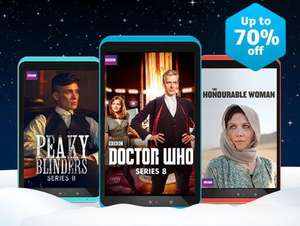 Classic BBC Series up to 70% off at Blinkbox (Bottom Series 1, 2 & 3 for £2.99 each)