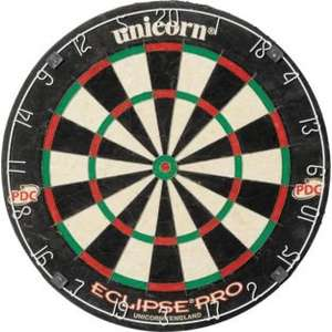 Unicorn Eclipse Pro Dartboard £18.99 @ Argos